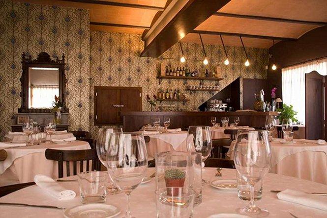 Restaurant L'Atzar sala
